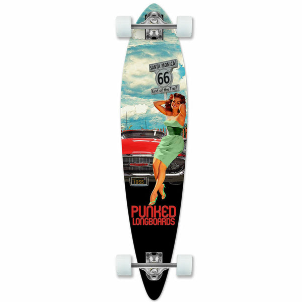 Pintail Longboard Complete - Route 66 Series - RTE-66
