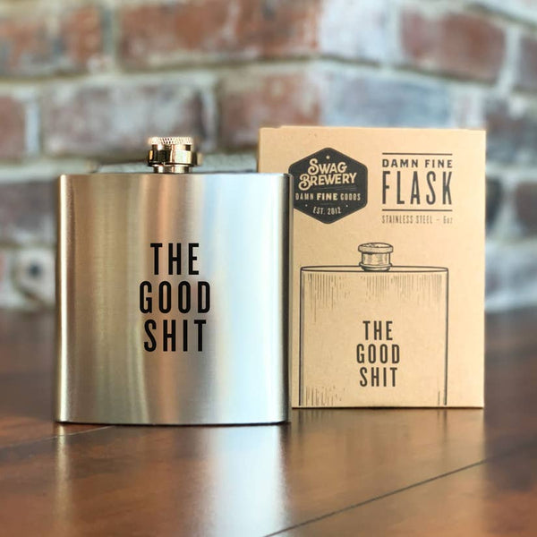The Good Sh*t Flask
