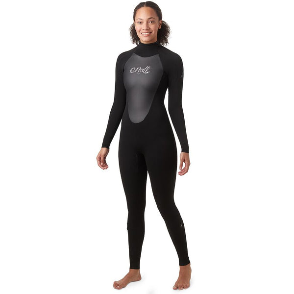 O'Neill Epic 3/2mm Back-Zip Full Wetsuit - Women's