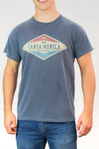Slick Valve Wave Santa Monica, CA T-Shirt