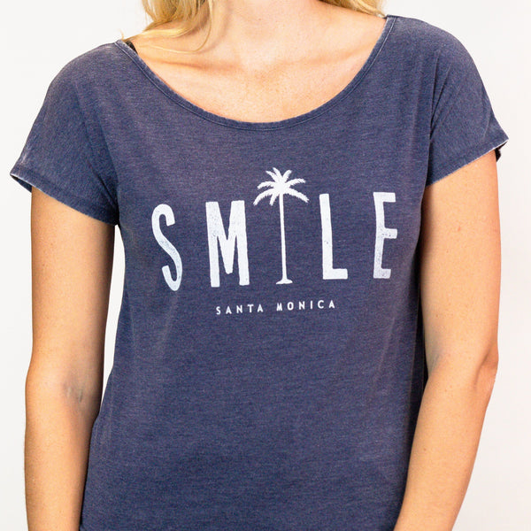 The Smile Santa Monica, CA loose fit Shirt