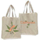 Cannabis CA Bear Hug Jumbo Shopping Tote