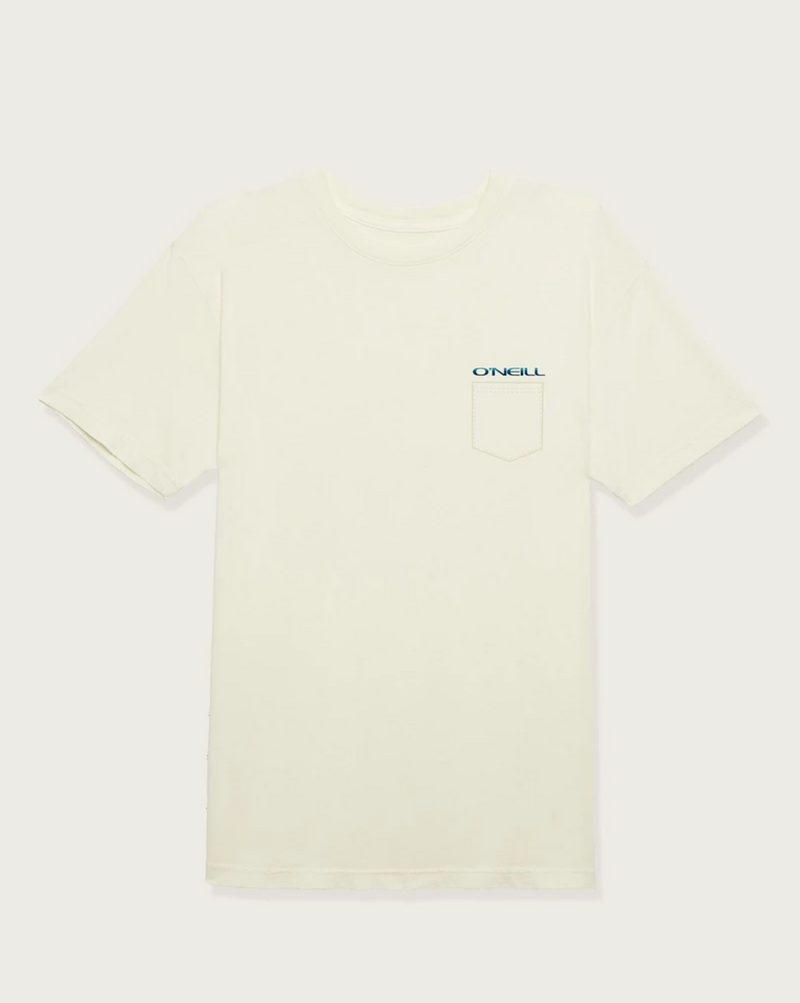 O'Neill Mens Sundown Pocket Tee