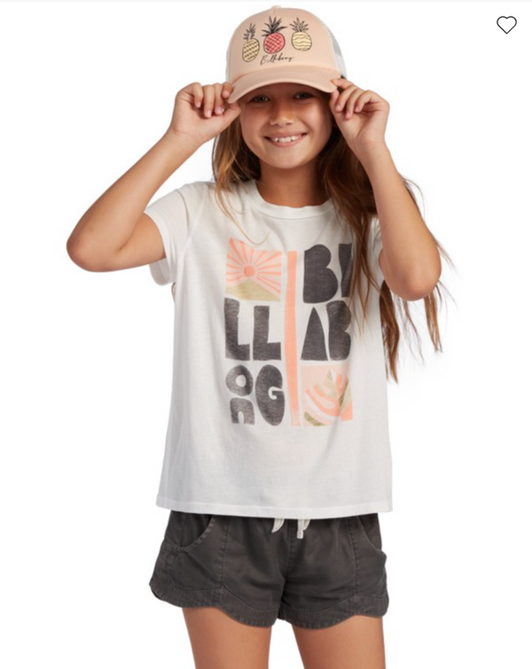 Billabong Girls' Ohana Trucker Hat
