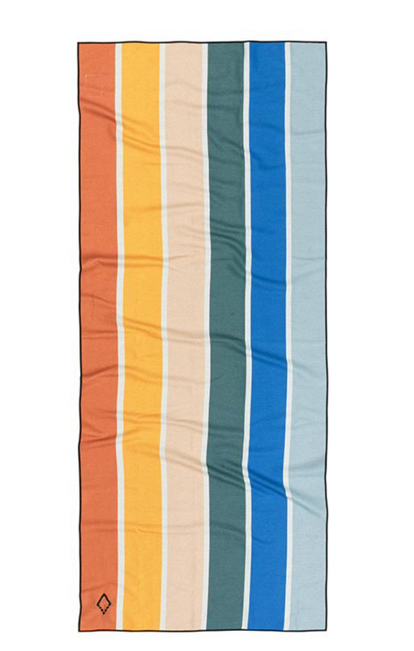 Nomadix Stripes Retro Towel