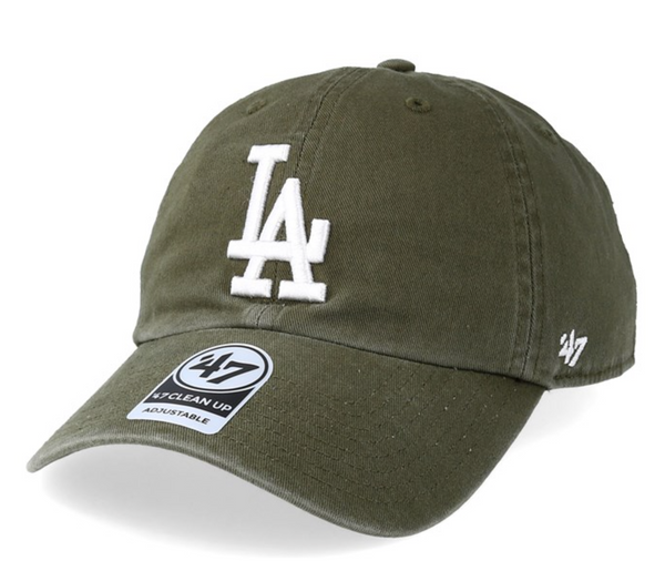 '47 Los Angeles Dodgers MVP Sandalwood Cleanup Hat