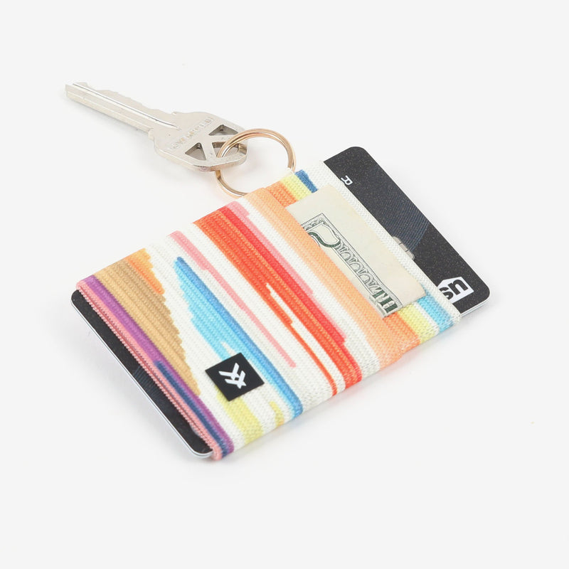"Thread Wallets ""Canyon"" Elastic Card Holder"