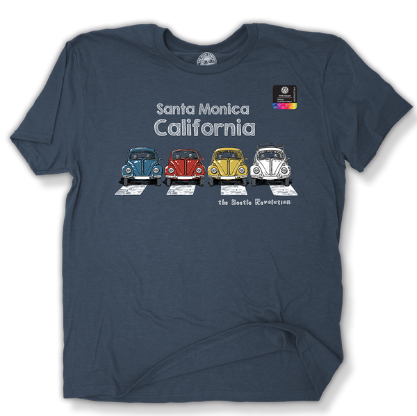 VW Revolution Official Licensed product Santa Monica, California T-Shirt