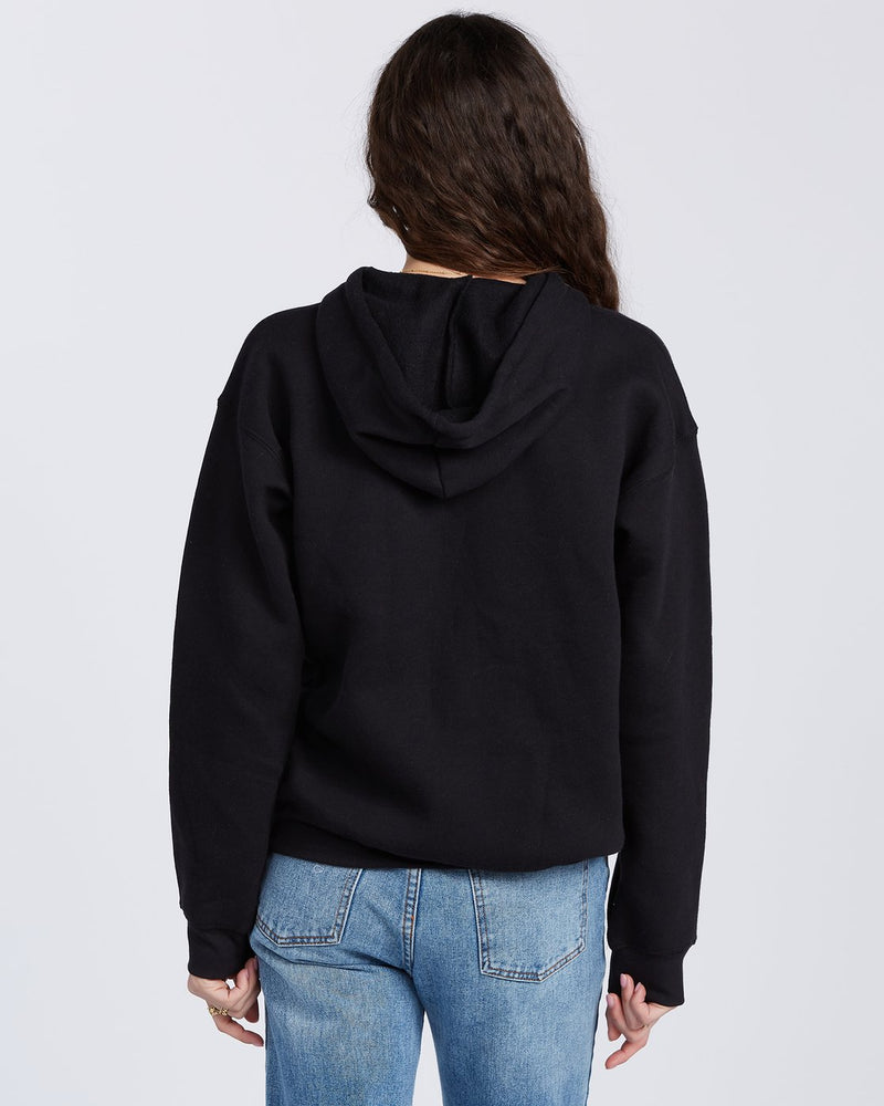 Billabong Make Me Mellow Hoodie Black