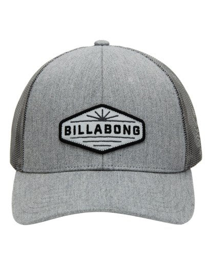 Billabong Walled Trucker Hat Grey