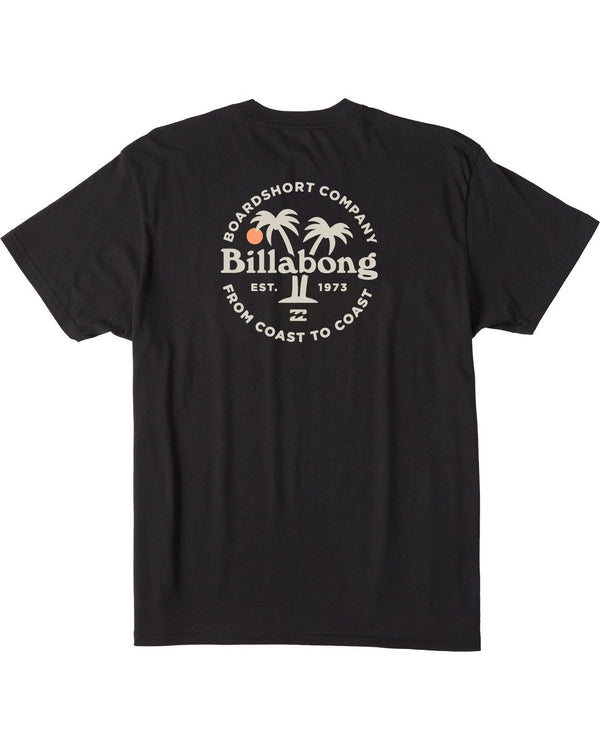 Billabong Coaster Short Sleeve T-Shirt