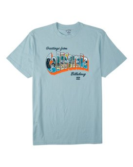 Billabong Greetings California Short Sleeve T-Shirt