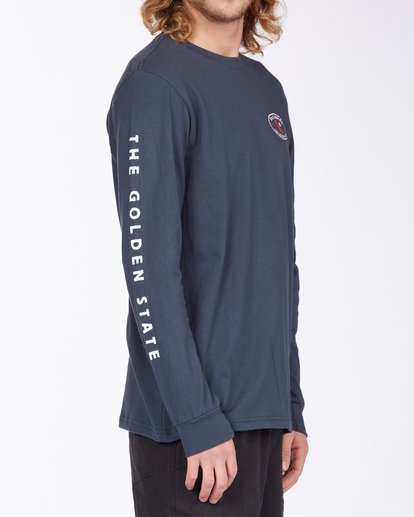 Billabong Roller California Long Sleeve T-Shirt