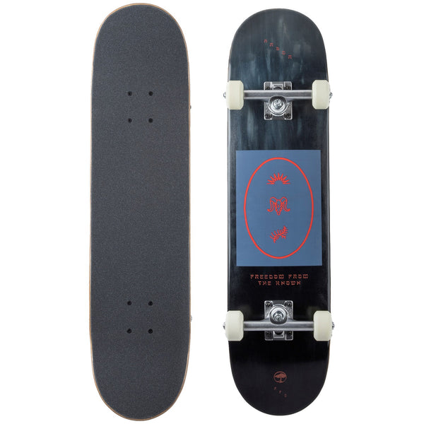 Arbor Whiskey 7.75 Recruit Skateboard Complete
