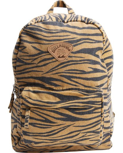 Billabong Schools Out Backpack Gold Dust