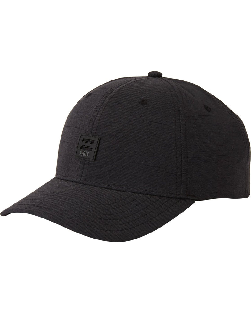 Billabong Surftrek Snapback Hat Black