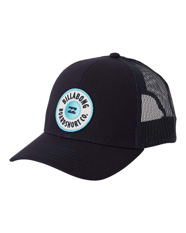 Billabong Walled Trucker Hat Navy
