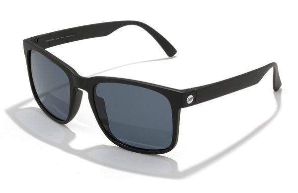 "Sunski ""Kiva"" Polarized Sunglasses - Black Midnight"