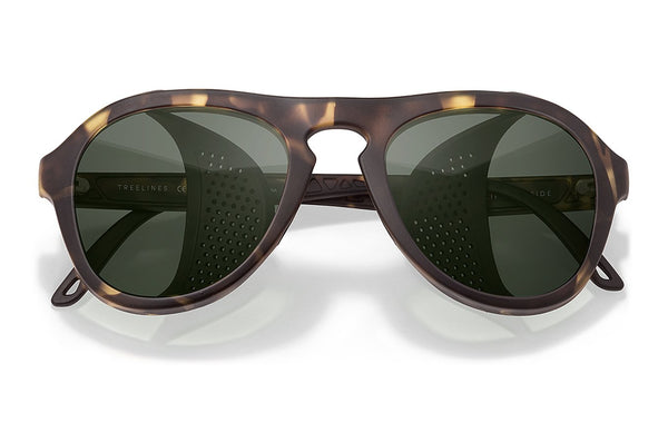 "Sunski ""Treeline"" Polarized Sunglasses - Tortoise Forest"
