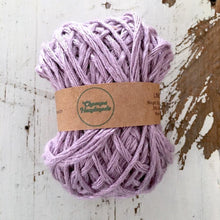Load image into Gallery viewer, LILAC LINEN FLAMÉ - WORSTED - Chompa Handmade
