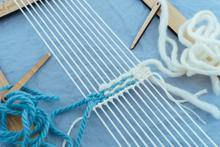 The Woven Home: Easy Frame Loom Projects to Spruce Up your Living Space - Chompa Handmade