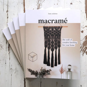 Macrame - The Craft of Creative Knotting for Your Home - Chompa Handmade