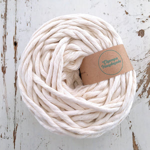 PRE-ORDER NATURAL SINGLE TWIST LUXE - Chompa Handmade