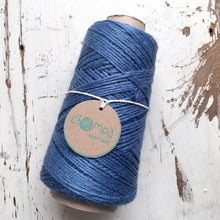 Load image into Gallery viewer, PRE-ORDER BLUE RUSTIC LINEN - Chompa Handmade