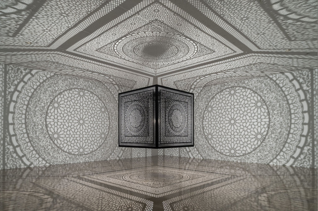"Award-winning ""Intersections"" inspired by Alhambra"