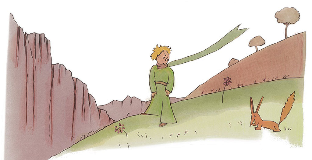 The Amazigh roots of St Exupery's 'Le Petit Prince'