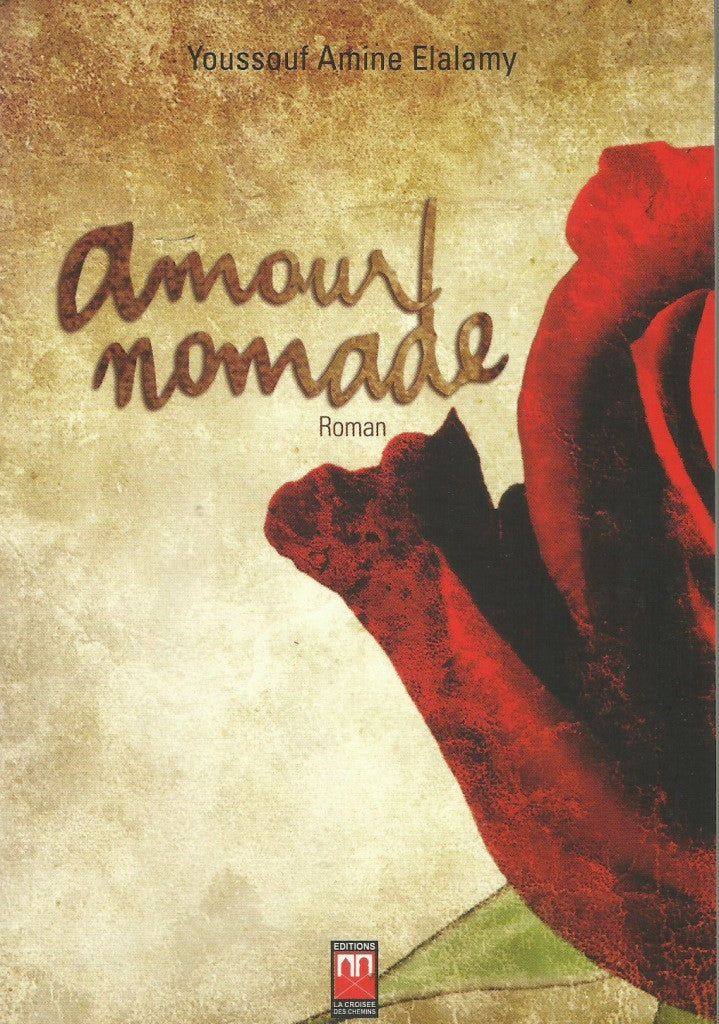 Amour nomade - Elalamy, Youssouf Amine - ketabook maghreb books - LITERATURE