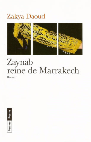 La reine de Marrakech (novel)