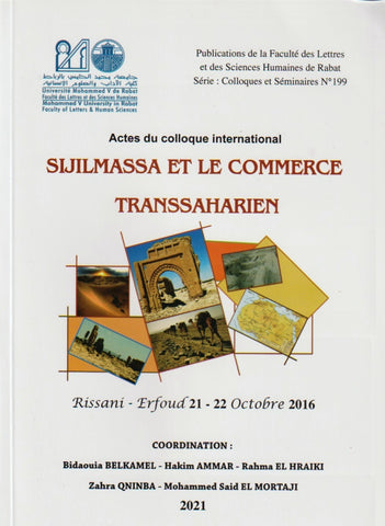 NEW! 2021: Sijilmassa et le commerce trans-saharien