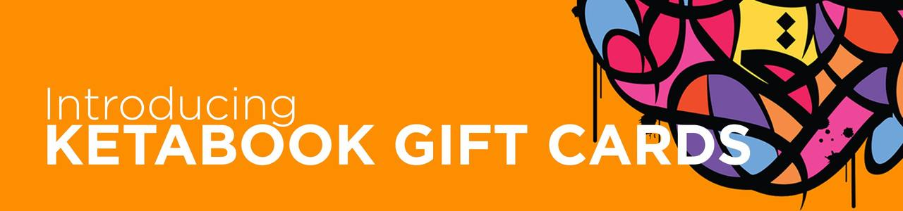Gift Cards for the academics in your life