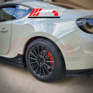 Load image into Gallery viewer, HRS 2013-20 Toyota 86/FR-S/BRZ - Subaru BRZ Caliper Covers