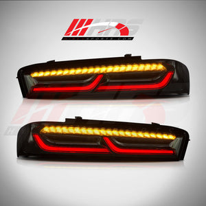 Load image into Gallery viewer, HRS - 2016-18 Chevrolet Camaro LED Tail Lights