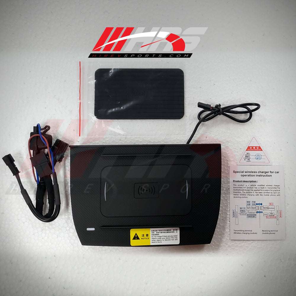 HRS - 2016-20 Honda Civic Qi Fast Wireless Charging Pad - CLEARANCE