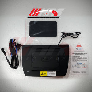 Load image into Gallery viewer, HRS - 2016-20 Honda Civic Qi Fast Wireless Charging Pad - CLEARANCE