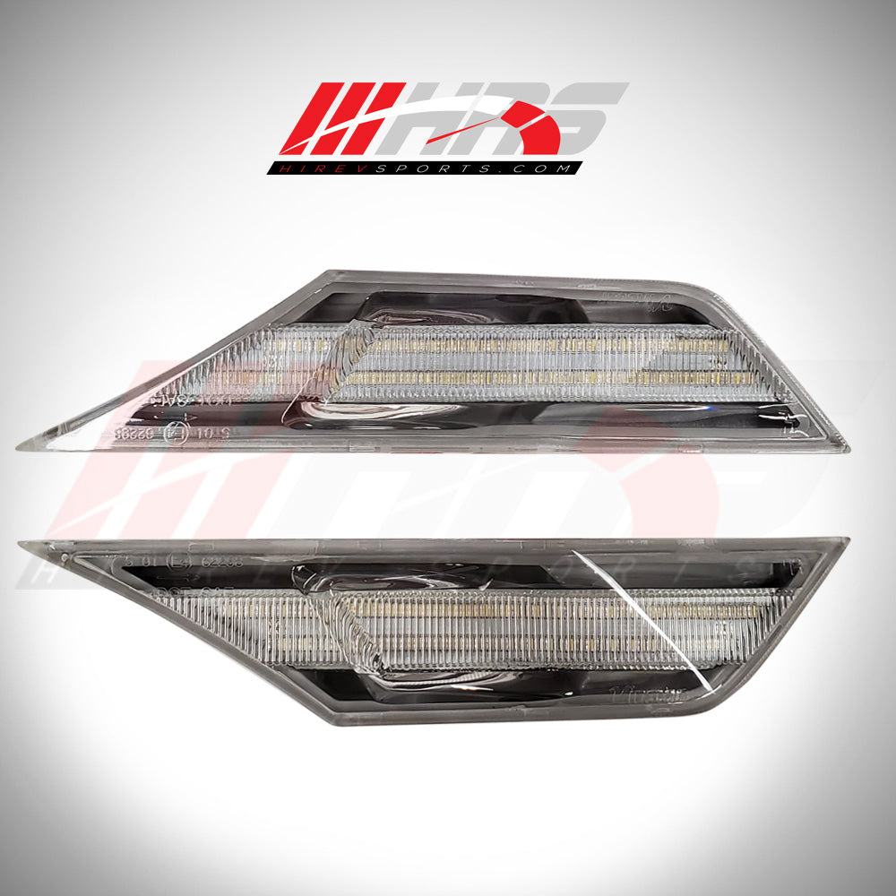 Load image into Gallery viewer, HRS - 2016-20 Honda Civic Hatchback FK7 FK8 Front LED Side Reflectors - Markers