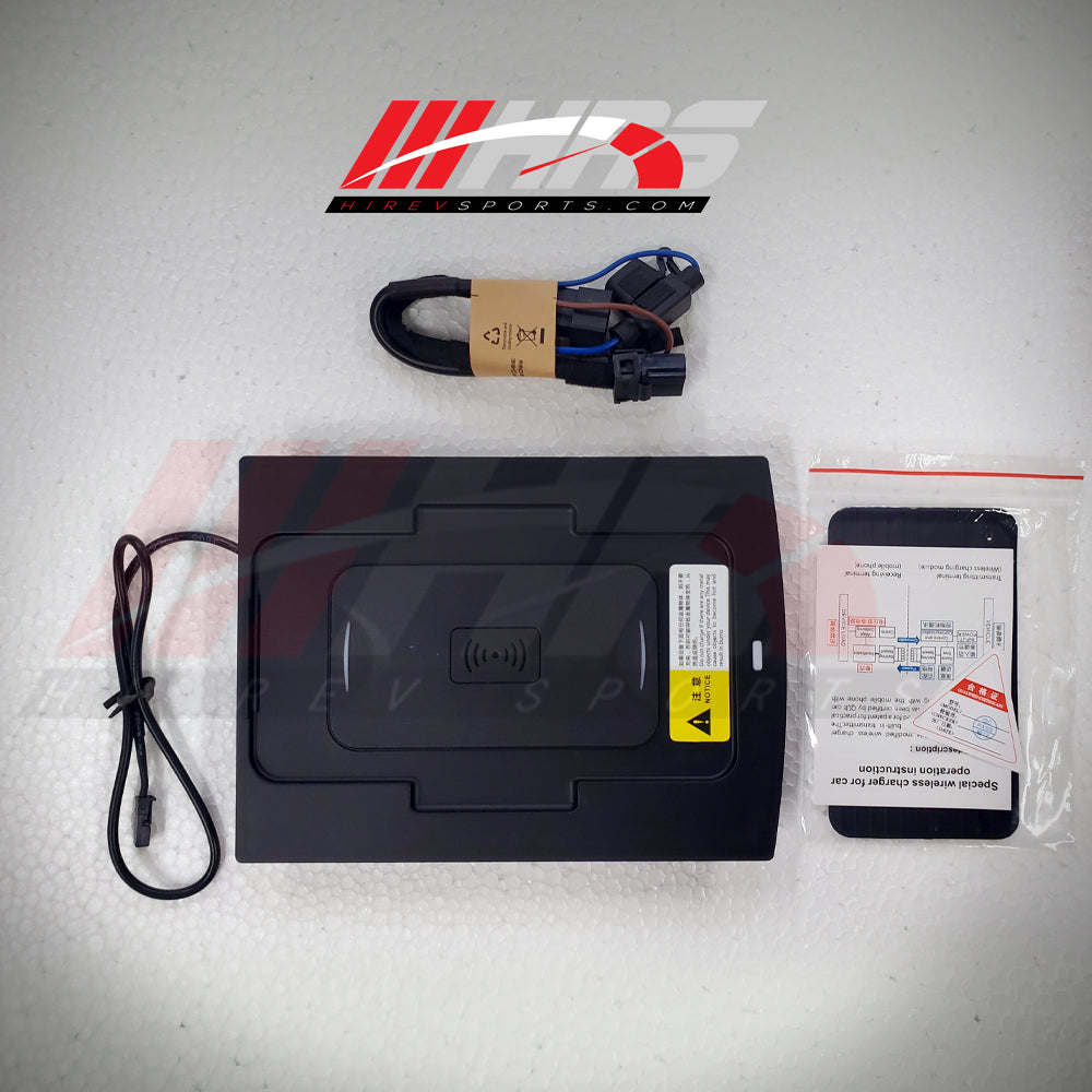 Load image into Gallery viewer, HRS - 2018-20 Honda Accord Qi Fast Wireless Charging Pad - CLEARANCE
