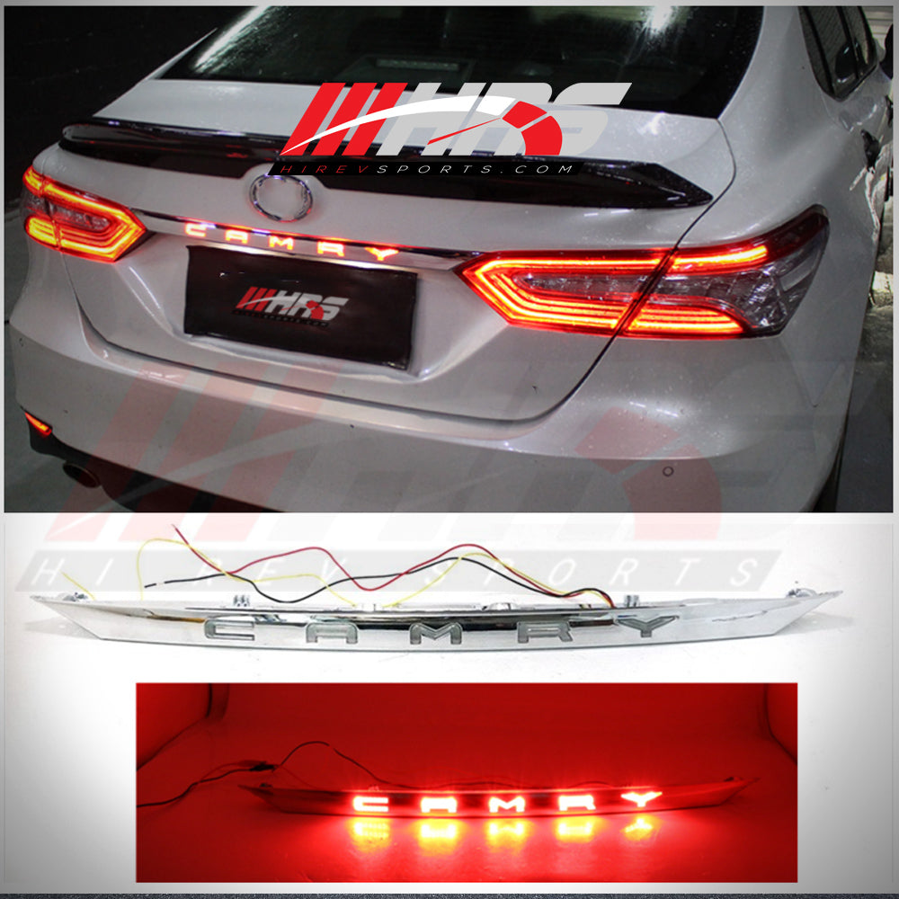 HRS – 2018-20 Toyota Camry LED Trunk Light - V2