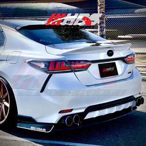 Load image into Gallery viewer, HRS - 2018-20 Toyota Camry LED Tail Lights - Animated - CRB