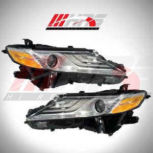 Load image into Gallery viewer, HRS - 2018-20 Toyota Camry Headlights for SE-LE-XSE
