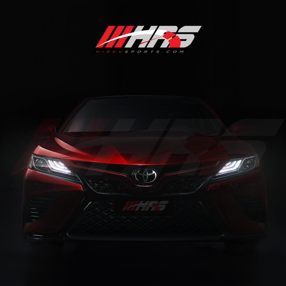 HRS - 2018-20 Toyota Camry Headlights for SE-LE-XSE