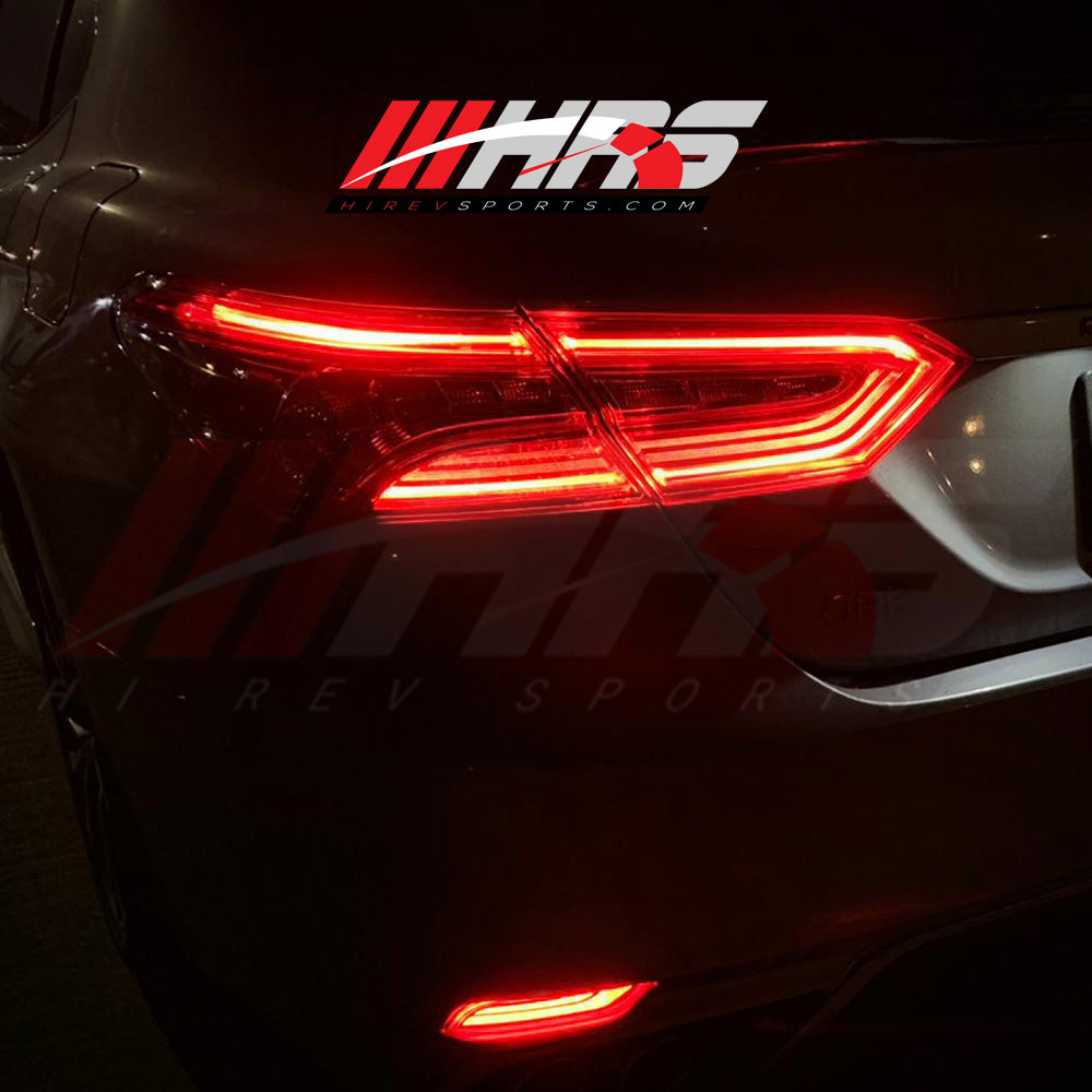 Load image into Gallery viewer, HRS - 2018-20 Toyota Camry XSE Tail Lights for LE-SE - Genuine
