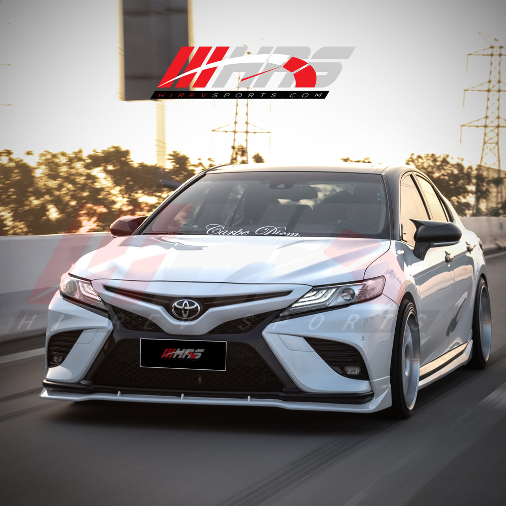 Load image into Gallery viewer, HRS – 2018-20 Toyota Camry JDM Style Front Lip - Choose Color - Clearance