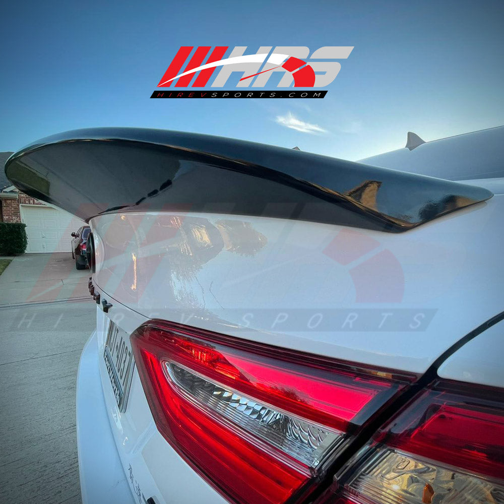 Load image into Gallery viewer, HRS – 2018-20 Toyota Camry DuckBill Rear Spoiler