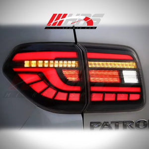 Load image into Gallery viewer, HRS - 2017-20 Nissan Armada-Patrol LED Tail Light
