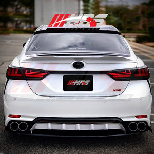 Load image into Gallery viewer, HRS - 2018-20 Toyota Camry LED Tail Lights - BRB - In Stock 01/30/21