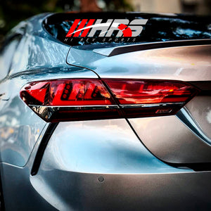 Load image into Gallery viewer, HRS - 2018-20 Toyota Camry LED Tail Lights - V1 - Choose Color